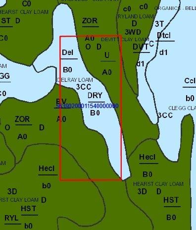 Lot 11 Conc 4 Glackmeyer soil