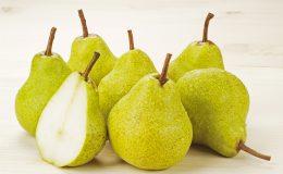 Ripe Green Pears